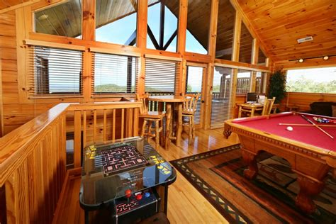 Cocoa Cabins by Chocolate Moose Cabin In Sevierville W 2 Br Sleeps8