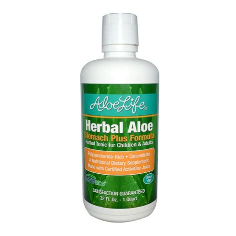 Aloe Rid Detox Shoo by Aloe Herbal Aloe Detox Formula 16 Fl Oz