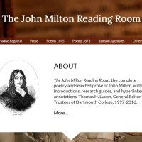 milton reading room annotated web edition directory explanatory annotation
