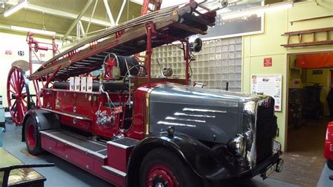 turntable fire engine picture  greater manchester fire service museum rochdale tripadvisor