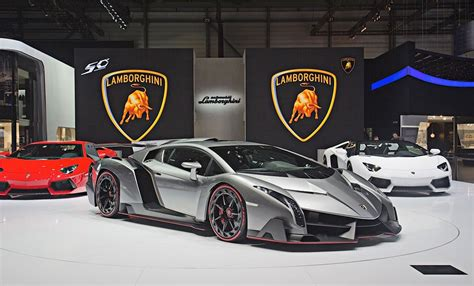 How Many Lamborghini Venenos Are There 11 Million Is How Much You Ll Need To Buy This