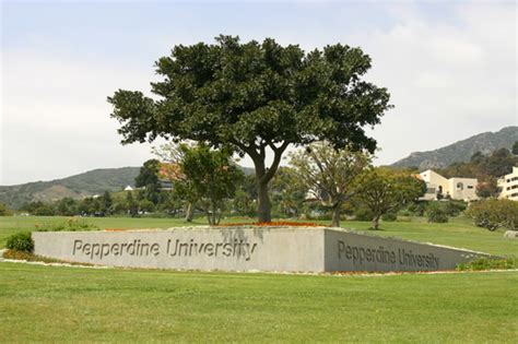 Pepperdine Mba Cost by Mba Top 50 Values 2018