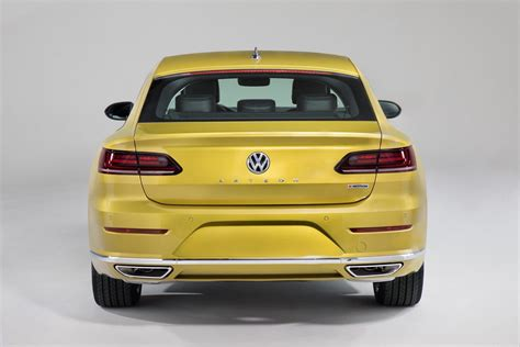 Arteon Vw 2019 by 2019 Vw Arteon Flagship Sedan Launched In Chicago