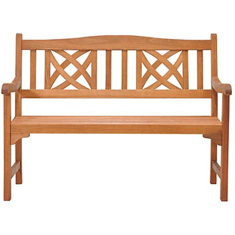 2 seater wooden garden bench peru ornate 2 seater wooden garden bench