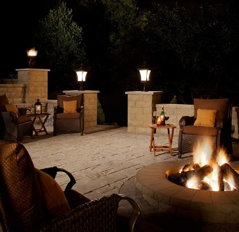 most beautiful modern patio lighting ideas home