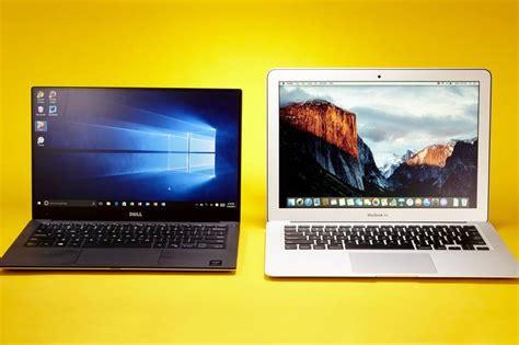 Laptop Apple Windows 10 windows 10 or os x a mac user falls for the pc again wsj