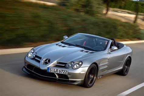 2009 mercedes slr mclaren overview cars