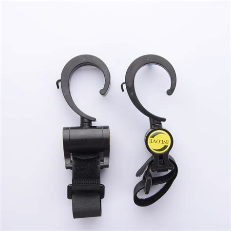 Hook Hanger Gantungan Stroller Serbaguna baby stroller hook accessories pram carriages for dolls