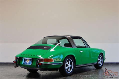 porsche 911 viper green amazing viper green 1972 porsche 911s