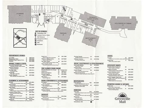 layout of haywood mall greenville sc the mallmanac all mallmanac greenville mall greenville sc