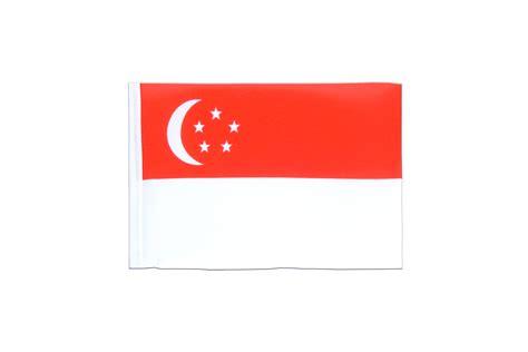 Mini 4 Singapore mini singapore flag 4x6 quot royal flags