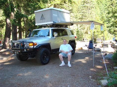 fj cruiser awning corey s 2007 fj cruiser built for expedtion overland daily driver expedition portal
