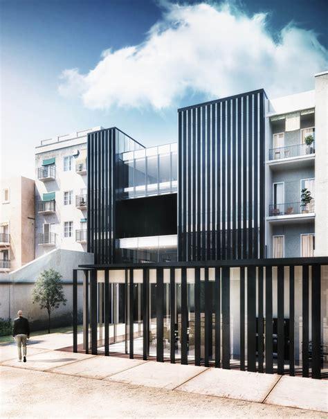 Residential Plan rcr arquitectes sant antoni library