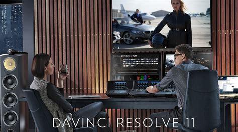 davinci resolve lite 11 davinci resolve version 11 3 gets xavc intra encoding but