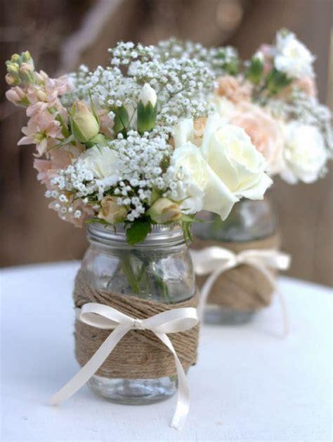 hermoso centro de mesa para boda youtube centros de mesa artesanales con frascos botellas troncos