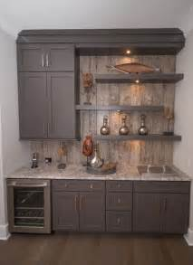 Kitchenette Changes To The Basement Kitchenette From Thrifty Decor Chick