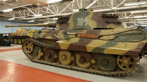 Lucky 88 Shoot 3rd reich pz6b tiger ii 104 got hit by churchill tank a