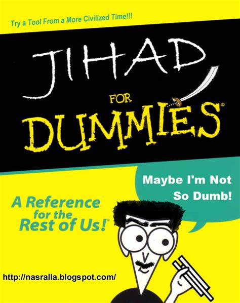 getting your for dummies books nasralla s jihad for dummies