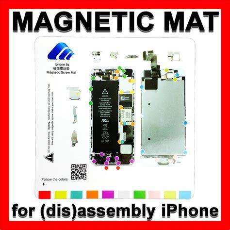Magnetic Mat Iphone 6s magnetic mat repair assembly tool screwmat for apple