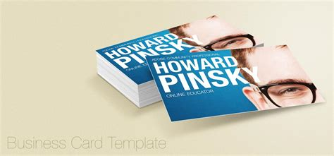 business card display template business card display psd template
