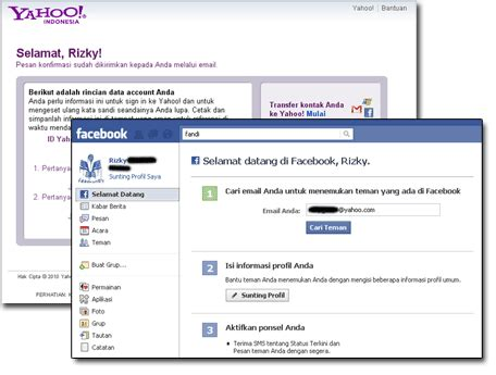 membuat email facebook stingray net
