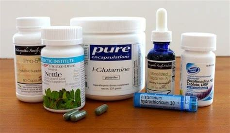 Detox From Allegra D by Supplements For Detox Of Food Sensitivities And
