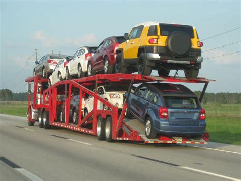 car carrier truck truck paper car carrier autos post