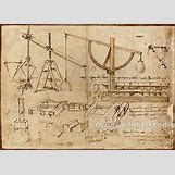 Leonardo Da Vinci Drawing Mechanical | 640 x 460 jpeg 68kB
