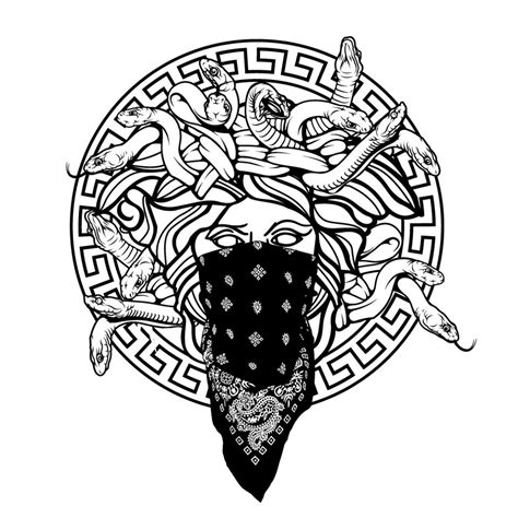 versace tattoo versace logo drawing at getdrawings free for