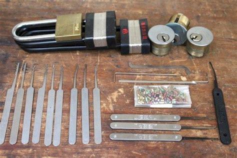 beginners guide  lock picking lock picking lock