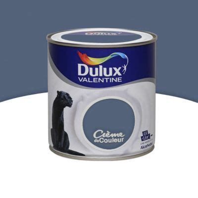 Bleu Ardoise Dulux by Peinture Murs Et Boiseries Bleu Ardoise Satin 0 5l Castorama