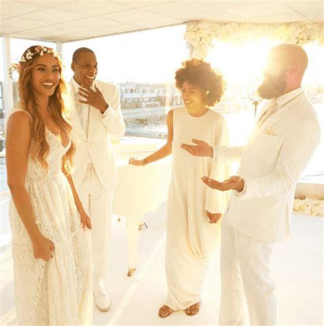 Beyonce Blue Ivy Tina Knowles Wedding Photos 14 ? Truestar