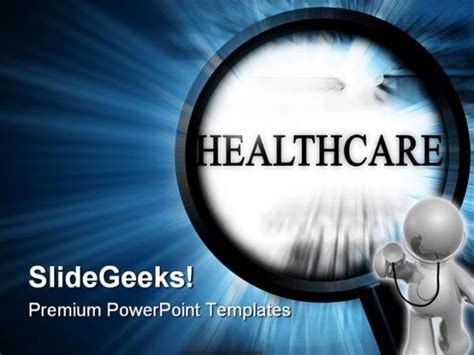 Health Care Medical Powerpoint Template 0610 Powerpoint Templates For Healthcare