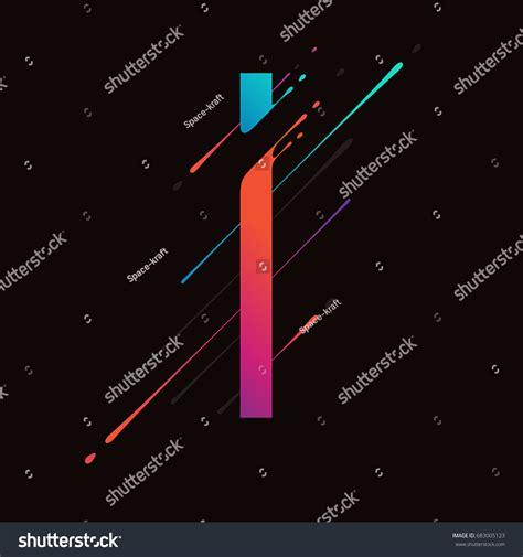 liquid layout en francais modern abstract colorful alphabet dynamic liquid stock
