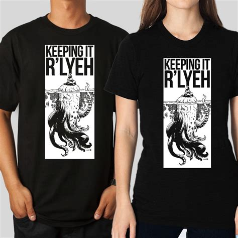 Tshirt I Am Keepeing You 187 keeping it r lyeh in style