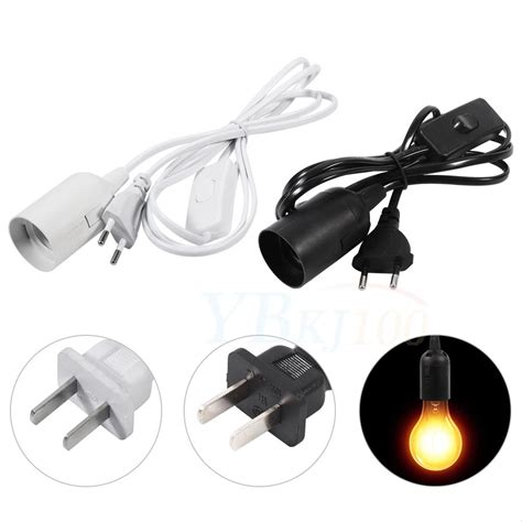 light bulb cord with socket e27 in chandeliers pendant light fixture l bulb