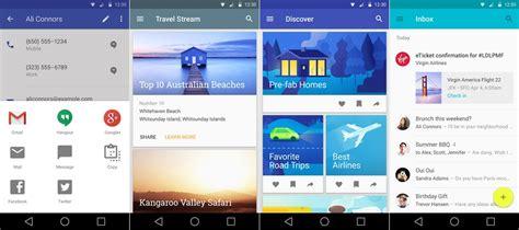 material design adalah perkara baru pada android yang diumumkan google pada i o