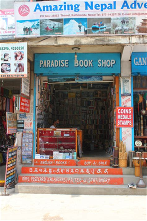 kathmandu books secondhand book stores in nepal a paradise for book