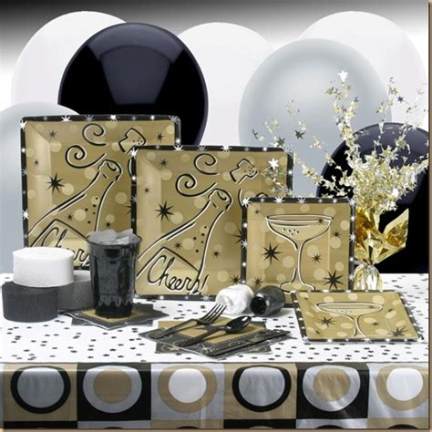 new year dinner decorations 2013 new years dinner table setting ideas