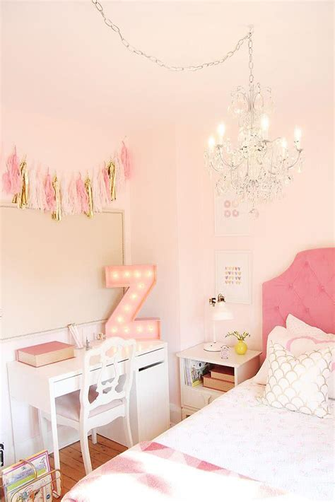 best light pink walls ideas girls pictures bedroom paint 98 quartos de princesa decorados e inspiradores