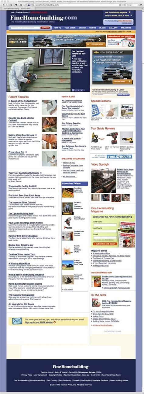 fine homebuilding magazine media kit info fine homebuilding magazine online northeasternhomes