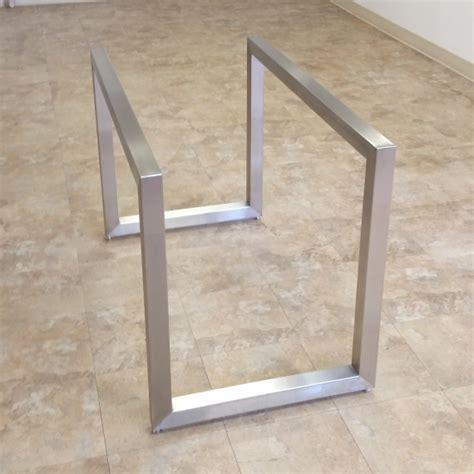 metal dining table base poseidon table bases custom metal home