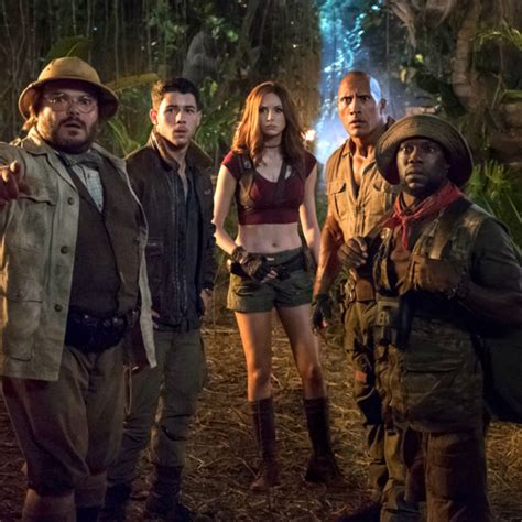 jumanji film review jumanji welcome to the jungle review society reviews
