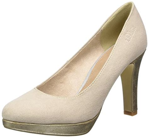 Spangenpumps Ivory by Pumps S Oliver In Beige F 252 R Damen