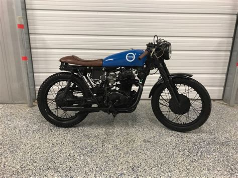1973 honda cl350 cafe racer for sale