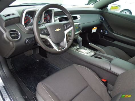2013 Chevy Camaro Interior by Black Interior 2013 Chevrolet Camaro Ss Coupe Photo 70673336 Gtcarlot