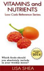 reference books for vitamins low carb books ebooks low carb