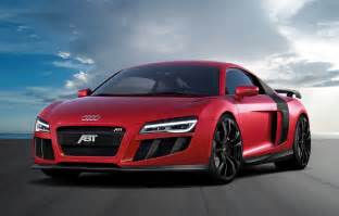 Audi Z8 Official Abt Audi R8 V10 Gtspirit