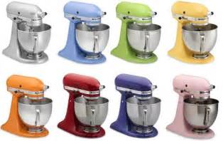 Kitchenaid Mixer Colors by Kitchen Aid Colors Kitchen Design Photos