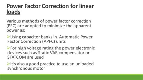 power factor correction using static capacitor automatic power factor correction using capacitor bank ppt 28 images power factor correction